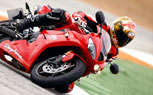 POW! 2009 Triumph Daytona 675 Wallpaper