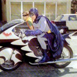 Batman's Original Batcycle