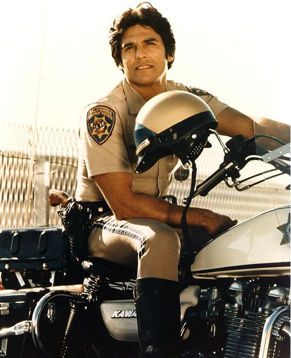 America S Police News: CHiPs Star Estrada Is A Reserve Officer