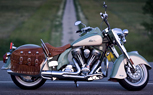 more2009 indian motorcycles