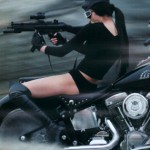 Motorcycles, Girls and Violence