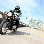 POW! 2009 Triumph Thruxton Review
