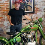 Billy Joel's Motorcycles on Display