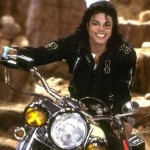 Michael Jackson in Speed Demon