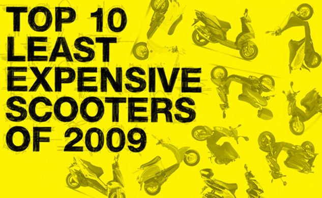 Top-10-Least-Expensive-Scooters-2009-Feature