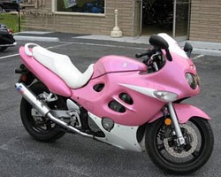 pink motorcycle motorcycles deal those