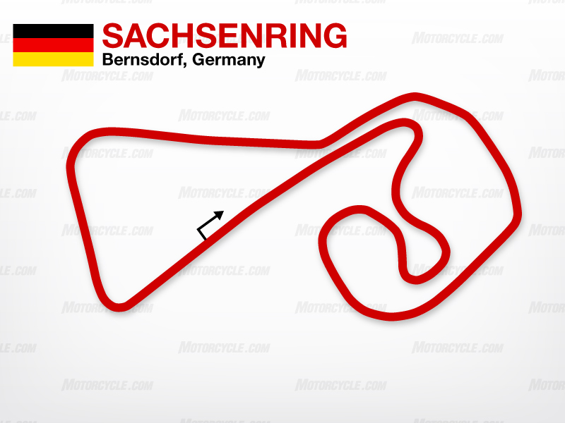 Sachsenring, Donington Park, Automotodrom Brno, Indianapolis: Track Facts - Motorcycle.com News