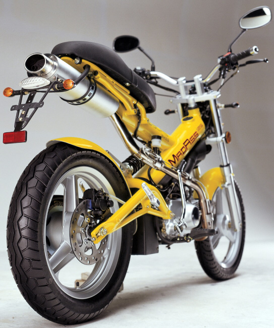 Mad Ass Motorcycle 70