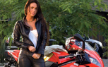Megan Fox Motorycle Costume Up For Auction