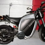Brammo's Enertia Electric Bike Off to Washington D.C.