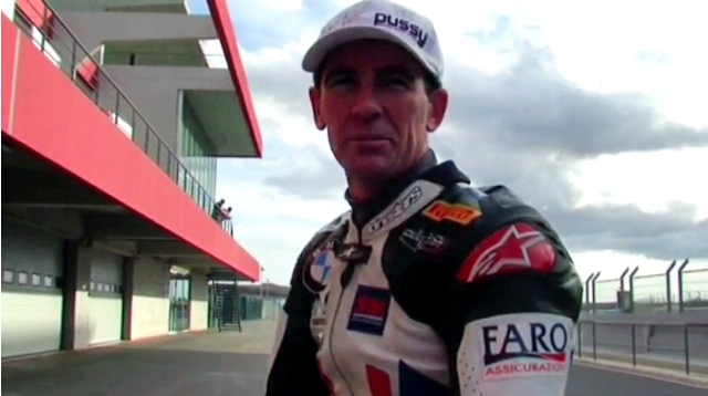 2010 BMW S1000RR Troy Corser
