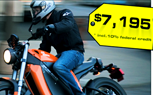 The Enertia Electric Motorcycle, Now $7,995!