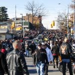 Friday the 13th in Port Dover Continues…