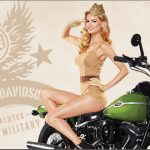 Harley-Davidson Salutes the Military
