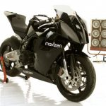 Electric Superbike Unveiled at SEMA
