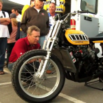 Kenny Roberts Return to the Indy Mile