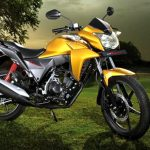 2010 Honda CB Twister Launch