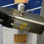 Dealer Expo 2010: LeoVince SBK Exhaust