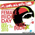 Kawasaki Supports International Female Ride Day