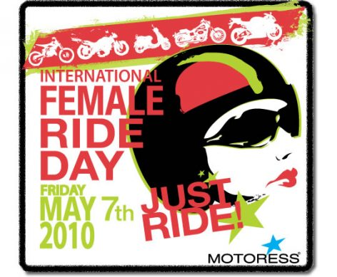 Female Ride Day Logo