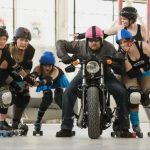 Harley-Davidson Forty-Eight and Roller Derby? [Video]