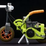 Worlds Smallest Electric Motorcycle?