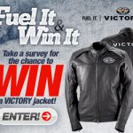 Win a Victory Leather Jacket!