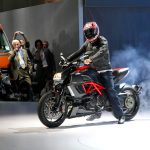 Ducati Diavel Makes First Appearance in America