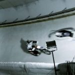 Chris Pfeiffer Plays Chicken on a BMW G450X Against a Bobsled [Video]
