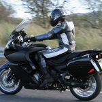 New Triumph Touring Bike Spied!