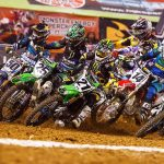AMA Supercross: 2012 Arlington Results