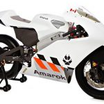 Amarok P1 Electric Racing Motorcycle: Less is More, says Designer