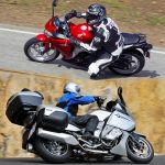 Looking for a CBR250R or K1600GTL Forum?