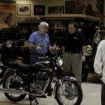 Royal Enfield Featured on Jay Leno's Garage