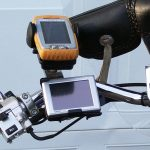 Ultra-SOL Solar-powered Accessory Mount by Leader Motorcycle