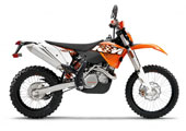 1,228 KTM and Husaberg Motorcycles Recalled