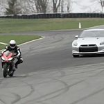 2011 Aprilia RSV4 Factory APRC SE vs. 2010 Nissan GT-R [Video]