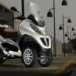 2012 Piaggio MP3 Touring Unveiled