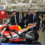 Ducati Opens First Airport Retail Store