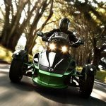 2012 Can-Am Spyder Roadster Lineup Announced