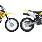 2012 Suzuki DR-Z125 and DR-Z125L Announced