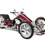 Shelved Harley-Davidson Penster Tilting Trike Prototypes Revealed