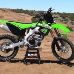 2012 Kawasaki KX250F Video