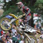 Dungey, Villopoto and Baggett Named to 2011 MXoN Team USA