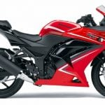 "2012 Kawasaki Ninja 250 – Ninjette Loses the ""R"", Keeps the Carbs"