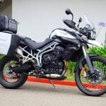 Recall for 2011-2012 Triumph Tiger 800 and 800XC for Engine Management Software