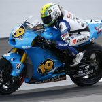 190 mph: Elena Myers Riding the Suzuki GSV-R at Indianapolis Motor Speedway