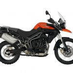 Recall for 2011 Triumph Tiger 800, 800XC Accessory Center Stands