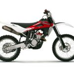 2012 Husqvarna TC/CR Motocross Models Announced