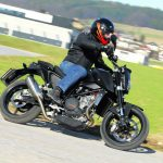 2012 KTM 690 Duke Lighter and More Powerful – But Won't Be Coming Here